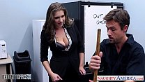 office the in nailed chance alex cutie Stockinged