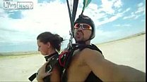 Alex Torres and Hope Howell Skydiving Real Sex Video(Uncensored Version)