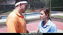 TheRealWorkout - Keisha Grey Pounded After Play...