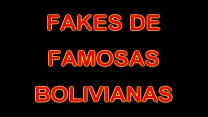 bolivianas famosas de Fakes
