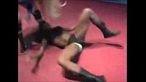 Ebony Girls Lifting and Carrying - Part 5