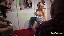 wild girls do crazy erotic shows