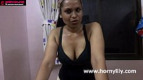 Horny Lily Juicy Big Tits Desi Indian Babe thumbnail