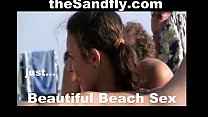 theSandfly Beautiful Beach Sex!