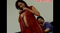 Indian with big tits sucks cock - Download Indian 3gp XXX porn videos