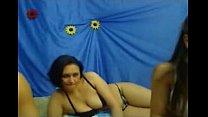 Beautiful Inexperienced Webcam Thressome