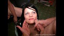 Секс видео от лизал пизду маме