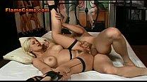 Blonde Teen Pinup Takes A Big Dick
