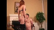 femdomtube.redhead female bitch slaps male femdom tube   free femdom videos