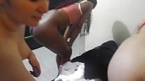 Amateur Vid Adriana y sus golosas celebran cumpleanos