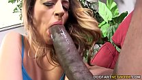 Lexi Rose dreams with Mandingo's BBC