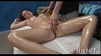Русский парень траханул тёлку на массаже