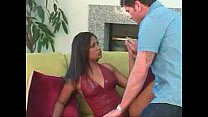 cock white demands that starlet indian hot a is Jazmin