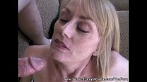 double cock whore slut milf melanie