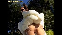 Young Chick Street Stripping