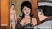 Archer Hentai - Room Service porn videos