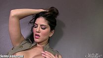 sunnyleone sunny leone in her army outfit new solo