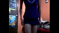 strips girl mexican Hot