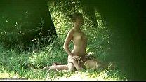 footage sex forest Voyeur