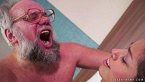 man old an by fucked karla Teenie