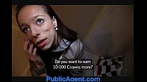 PublicAgent Vivian gets fucked in the arse for ...