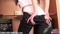 tai phim sex -xem phim sex These dark jeans make my ass look so tight and ...