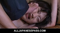 tai phim sex -xem phim sex Japanese teen Aoba Itou caught with a bottle in...