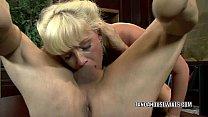 Смотреть женщин с влагалищем располоеном с зади