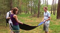 bisexual teens outdoors fun
