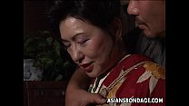 tai phim sex -xem phim sex Asian mature bitch has a rope session to endure