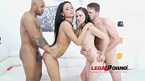 l... for 4some dp & anal devil inga & black Joanna