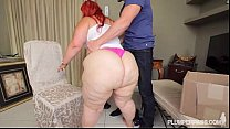 ass her in deep it takes secret victoria latina booty Big