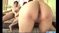 Araki Hitomi big tits angel loves to fuck in ha...