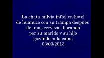 03-03--2013 infiel chata la Milvia