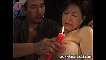 tai phim sex -xem phim sex Tied up and waxed by her dominant master