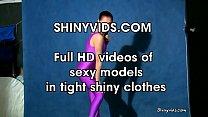 videos spandex Shiny