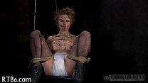 Tying up girl for wild punishment porn videos