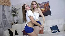 Isabelle Stern & Ariel anal threesome (ATM\/ATOG...