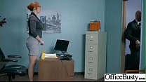 hard sex tape in office with big round tits sexy girl lauren phillips video 16
