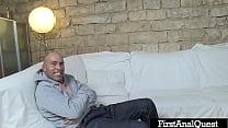 FirstAnalQuest.com - ANAL DESTRUCTION OF A LEGGY SPANISH GIRL IN HIGH HEELS