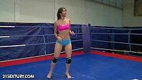 Nude FIght Club Presents: Blue Angel vs Ruth Me...