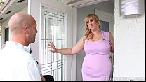 Sexy BBW Lila Lovely Relaxes and Fucks Her Doctor