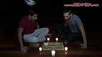 Ouija Movie Full HD - Porn Version Parody - Slivia Santez @sexmexnetwork porn videos