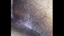 delhi wife   hairy pussy and ass hole licked
