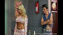 Blonde Madison Ivy Rough Sex