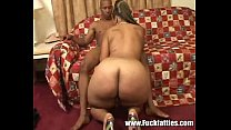 bbw babe riding her black partner s hard cock