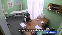 FakeHospital Slim skinny young student gets the doctors creampie porn videos