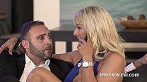 milf lana vegas stars in an backdoor threesome