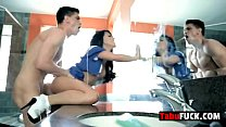 hot bitch adriana chechik can t resist bruce venture s enormous
