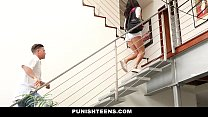 stepfather by gagged & punished gets madori rachael naughty - Punishteens